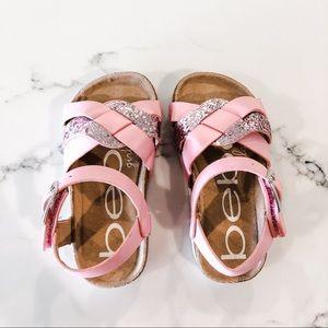 Toddler BEBE Sandals